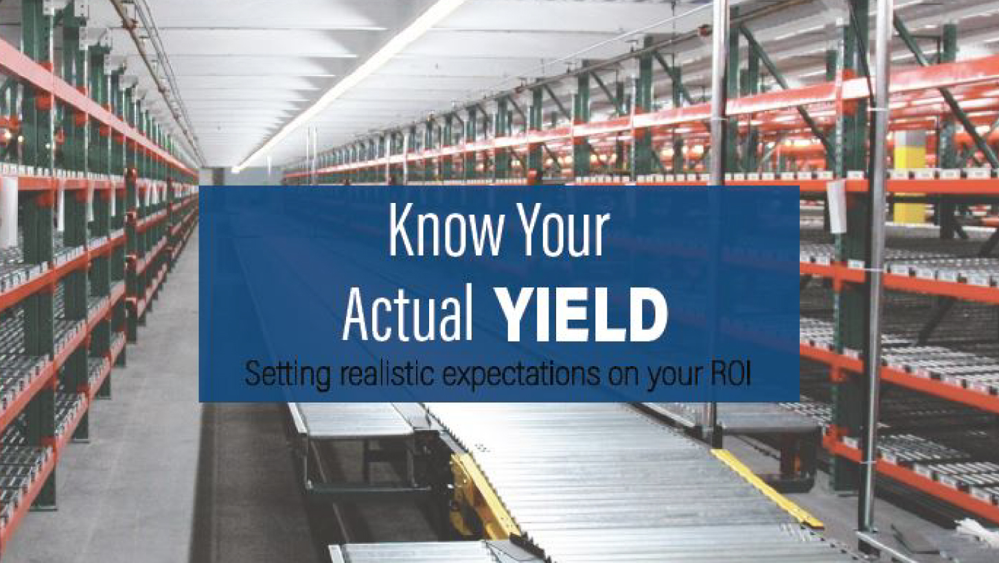 Know Your Actual Yield